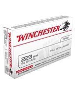WIN AMMO USA .223 REMINGTON 62GR. FMJ 20-PACK