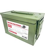 WIN AMMO USA .45ACP 230GR. FMJ-RN 500-PK AMMO CAN