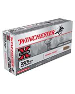 WIN AMMO SUPER-X .223 REM. 64GR. POWER POINT 20-PACK
