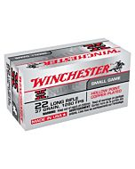 WIN AMMO SUPER-X .22LR 1280FPS. 37GR. LEAD-HP 50-PACK