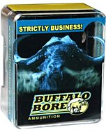 BUFFALO BORE AMMO .38 SPECIAL +P 125GR. JHP 20-PACK