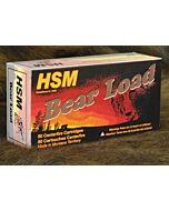 HSM BEAR AMMO .450 BUSHMASTER 300GR. SPEER JSP 20-PACK